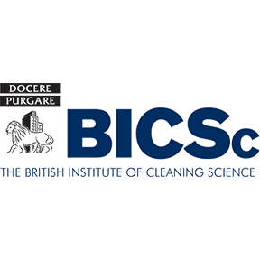 Logo the british institute of cleaning science