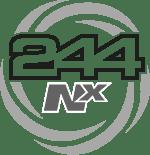 Logo autolaveuse 244NX Numatic