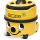 Aspirateur poussières JVP180 James Numatic