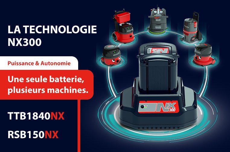 La technologie NX300