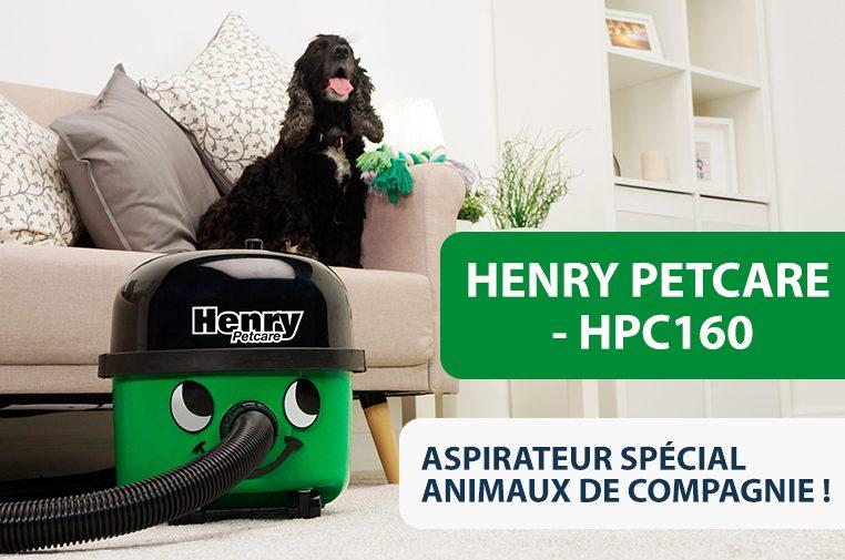 Dites adieu aux poils d'animaux avec Henry Petcare