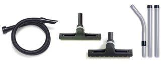 Kit AA12 pour aspirateurs eau et poussières Numatic