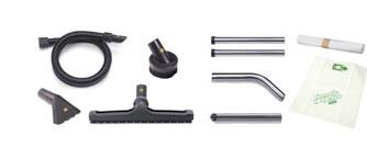 Kit HAS pour aspirateurs filtration absolue Numatic