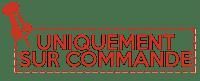 Logo produits uniquement sur commande Numatic