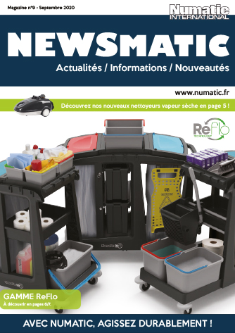 Magazine Newsmatic n°9 Septembre 2020