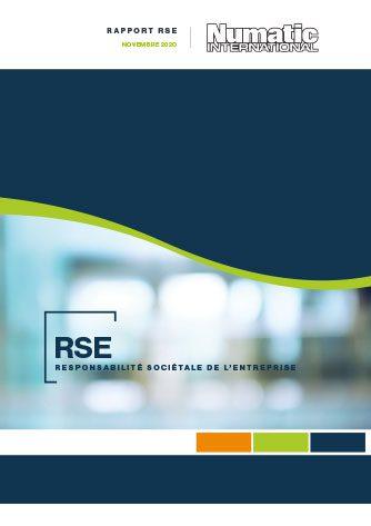 Présentation RSE 2020 Numatic France
